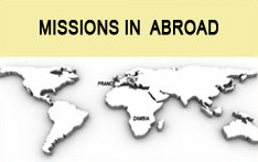 Missions in Abroad