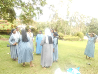 Franciscan Sisters of the Presentation of the Blessed Virgin Mary